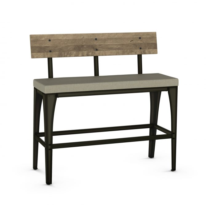 Architect Bench (Bar or Counter height)