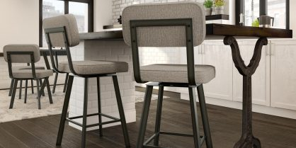Brixton Swivel stool