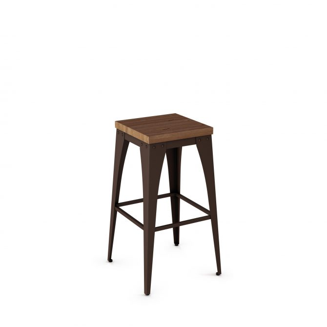 Upright Non-Swivel Stool (no backrest)