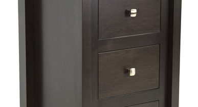 Bowen 4 Drawer Lingerie Chest