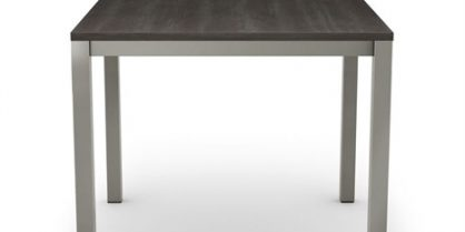 Carbon - Wood Table Base
