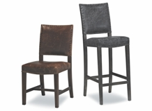 Clay Dining Chair & Stool