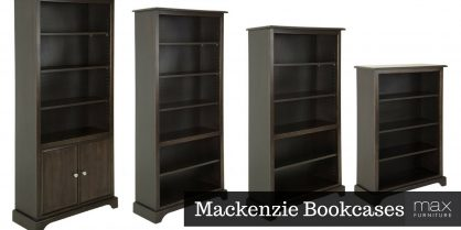 Mackenzie Bookcase Collection