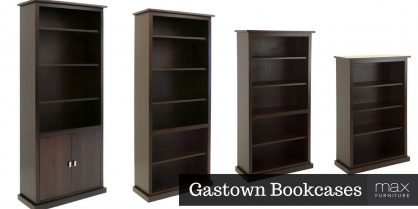 Gastown Bookcase Collection