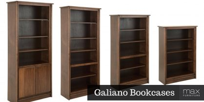 Galiano Bookcase Collection