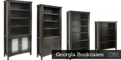 Georgia Bookcase Collection