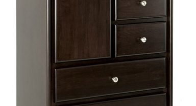 Galiano High Boy Armoire