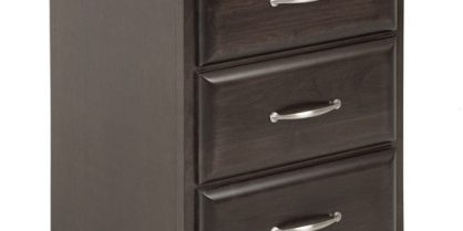 Mackenzie 3 Drawer Night Stand