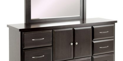 Pender 7 Drawer 2 Door Dresser